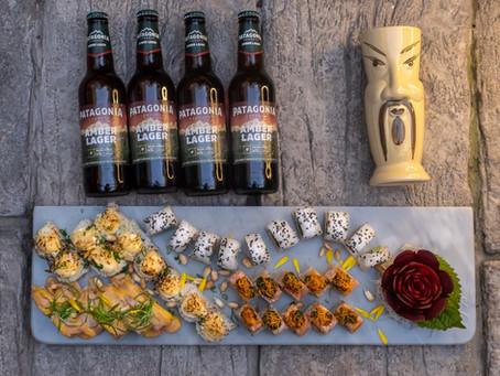 40 piezas de sushi a un precio especial para celebrar el Día del Padre con Hija de Tigra