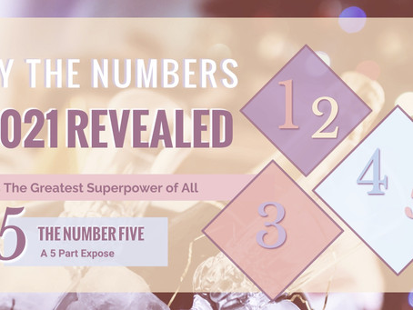 2021 REVEALED: The Number 5  (Why is the Greatest Superpower of All)