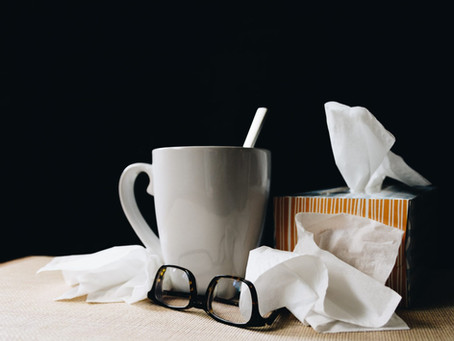 WHY YOU SHOULD GET SICK