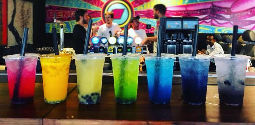 Bosozoku HQ South Yarra Melbourne Bubble Cup Cocktails