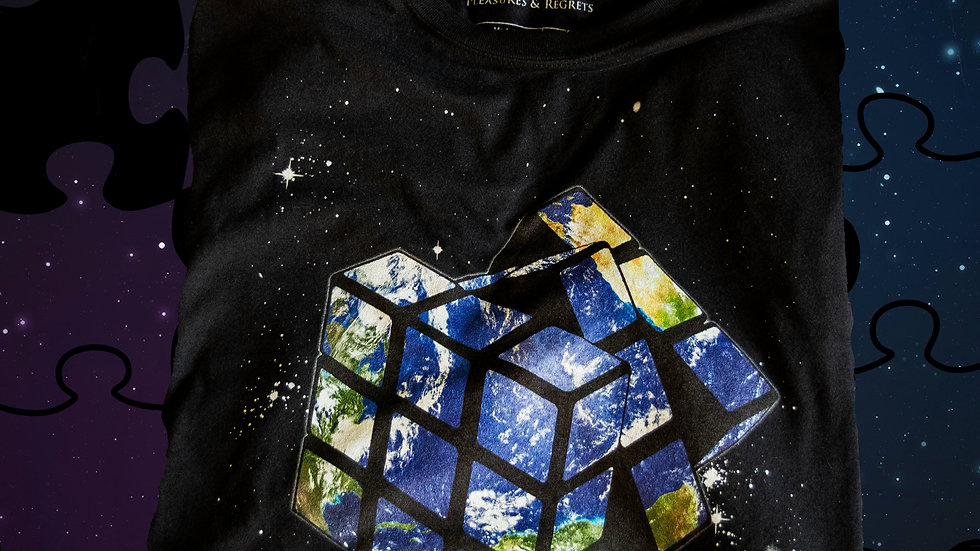 Puzzling World Tee