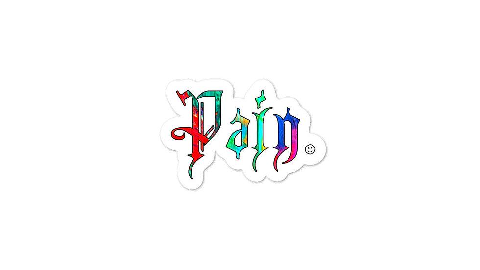 Pain Sticker