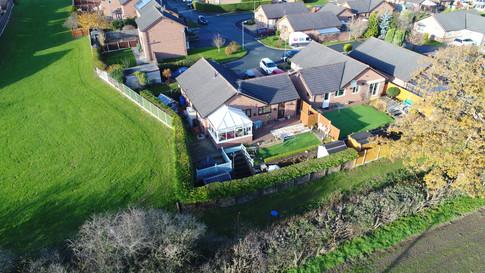 Bungalow in the sunshine, Wrexham