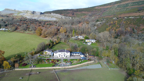 Mansion, Vale of Llangollen