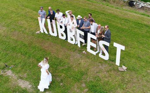 Kubbfest wedding