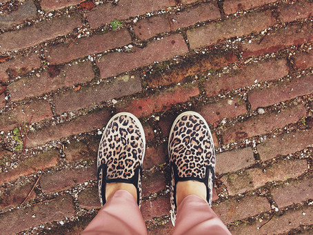 My Feet, My Mission