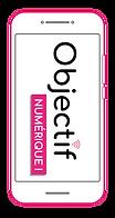 Logo Objectif numérique !
