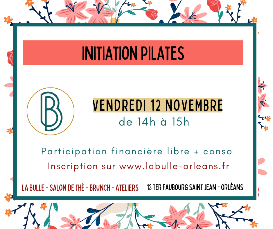Initiation Pilates