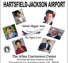 The Georgia Black Constructors Association Decries Anticipated Atlanta Airport Takeover