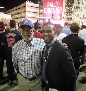 Baseball, Dad, Son and the 2016 World Series