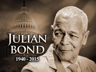 Remembering Julian Bond