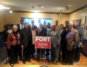 Atlanta's Black Preachers Endorse Vincent Fort for Mayor