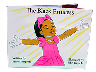 THE BLACK PRINCESS BOOK