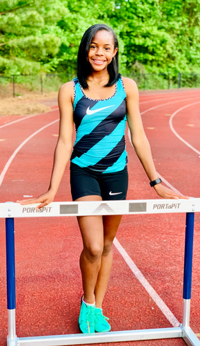 Kayleigh Stargell: Atlanta's Record Breaking Junior Olympic Track Champion