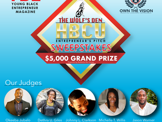 WIN $5,000 AT THE WOLFS DEN 2019