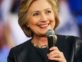 """GUTSY"" HILLARY CLINTON HONORED BY SCLC"