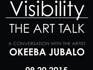 OKEEBA JUBALO PARTNERS WITH BLOOMINGDALES FOR ART SHOW
