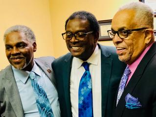 Atlanta's Dr. R. L. White Celebrates 50 Years in the Ministry