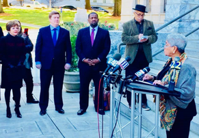 """Atlanta's Mayoral """"Cat Fight"""" & Political Dogfight!"""