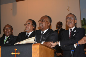 Noted Journalist George Curry Remembered by Best Friend, SCLC President Charles Steele Jr. and His R