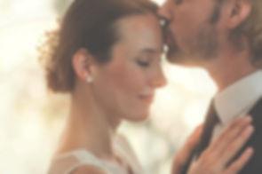 Wedding Kiss, Hochzeit, Trauung
