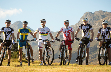 SCOTT-ODLO Mount Biking Team