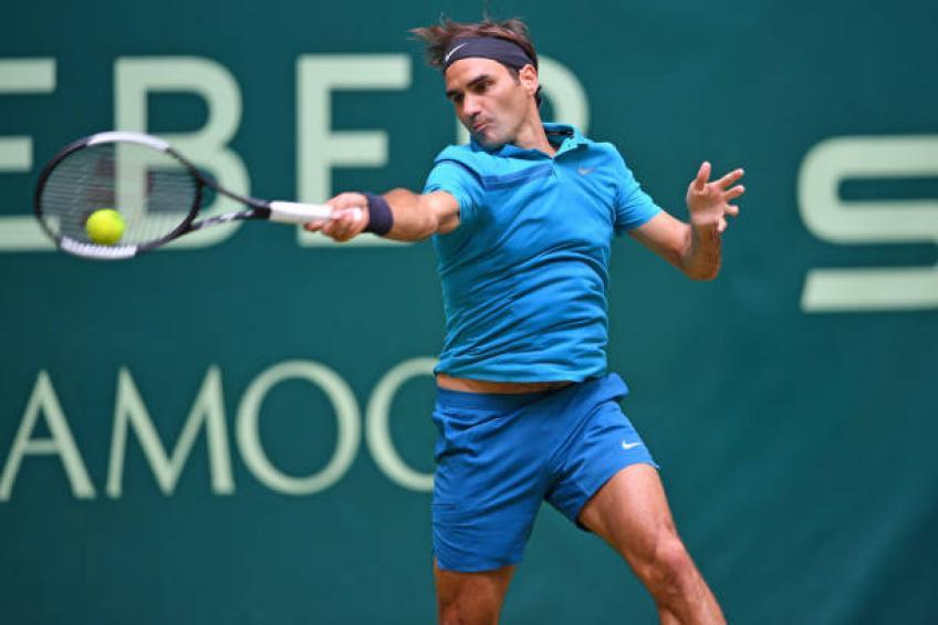 Roger Federer -tennis world