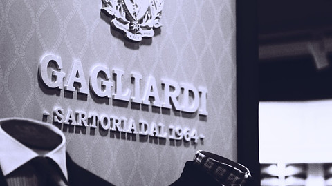 Gagliardi now open in Tyumen