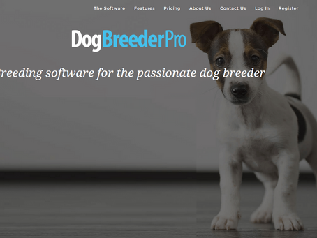 DogBreederPro - The Software Solution for Breeders Who Don't Like Computers