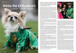 Dog World Magazine feature