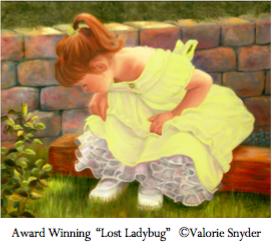 Lost Ladybug