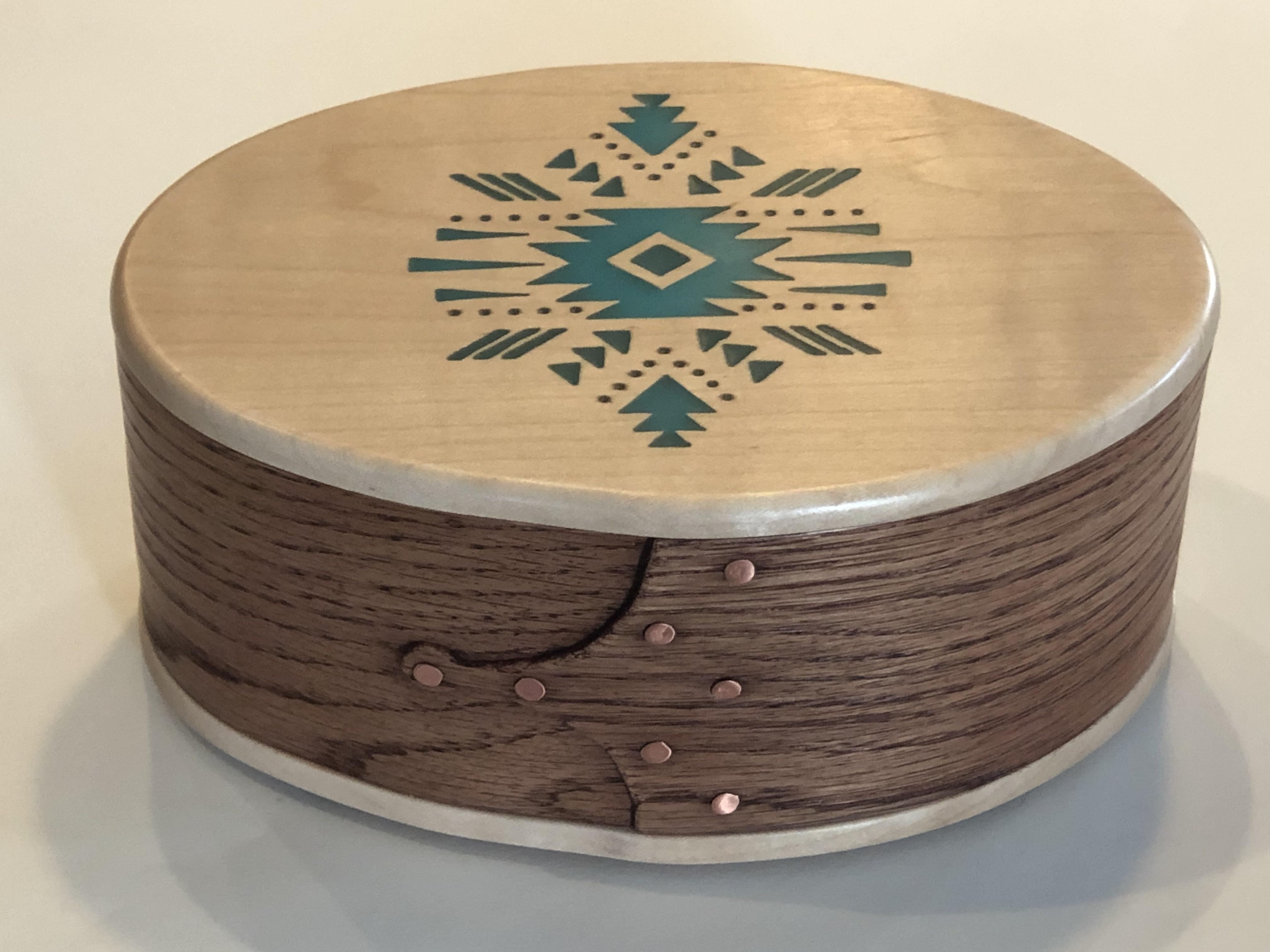 Aztec Pattern 2