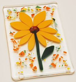 Sunflower Cheeseboard