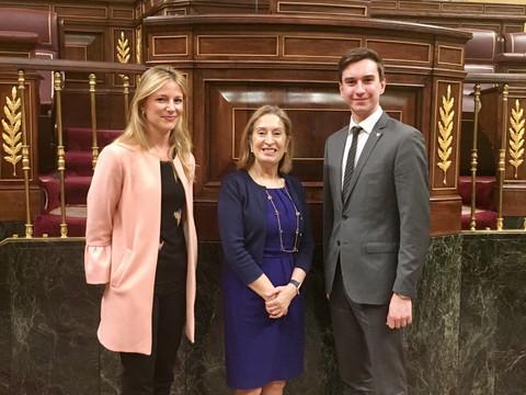 Продвижение молодежной дипломатии России в Испании