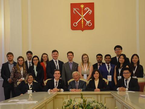 В Петербурге принят План Действий Форума молодых парламентариев стран БРИКС