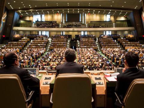 Уже через неделю делегация России примет участие в конференции CWMUN ООН