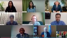 Онлайн-встреча Friends for Leadership: от ПМЭФ до 75-летия ООН