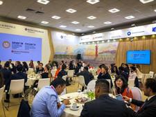 Friends for Leadership: работы молодых лидеров и предпринимателей на ПМЭФ