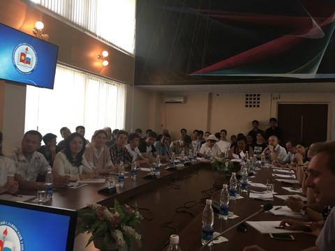 Перспективы молодежной дипломатии обсудили в Бишкеке