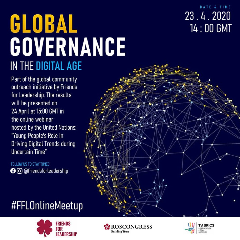 FFL Online Meetup: Global Governance in Digital Age