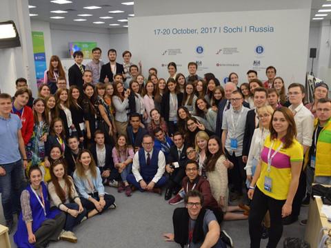 Впервые проведен Российско-Британский студенческий экономический форум
