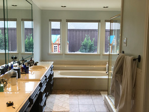 The One Room Challenge Week 1: The Master Bath Design Plan