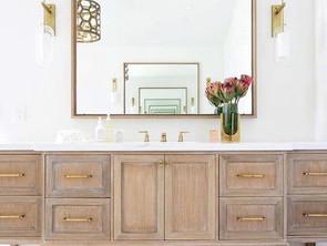our new house bath design