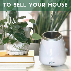 the best essential oil blends to sell your house