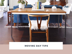our guide for a (nearly) stress-free move – part 2