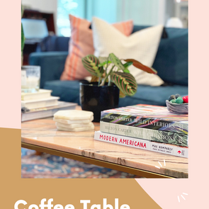coffee table book roundup