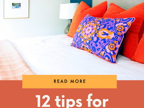12 tips for staging your home to sell (that you haven't already heard)