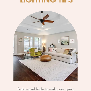 the biggest mistake you're making with lighting – and how to fix it