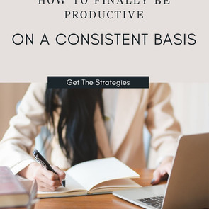 5 productivity strategies that will give you extra hours in your week