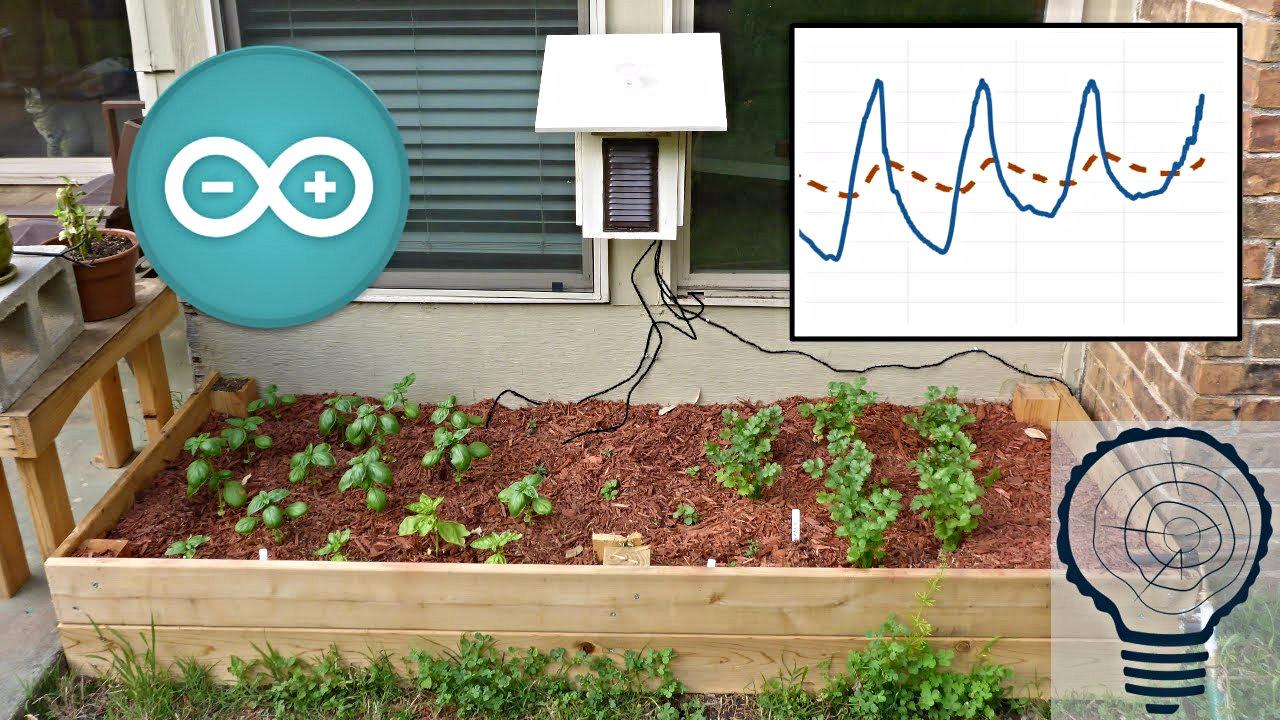 DIY Garden Sensors